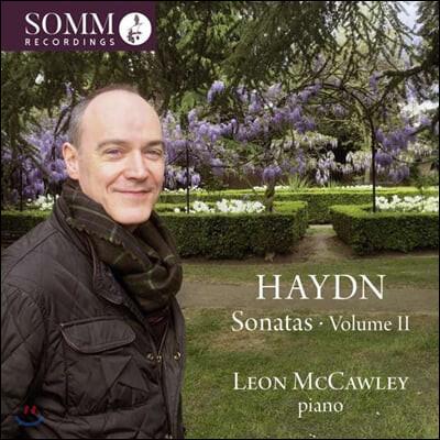 Leon McCawley 하이든: 피아노 소나타 2집 (Haydn: Piano Sonatas Vol. 2)