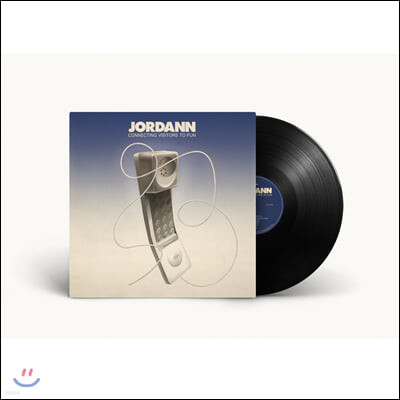 Jordann (조르단) - 1집 Connecting Visitors to Fun [LP]