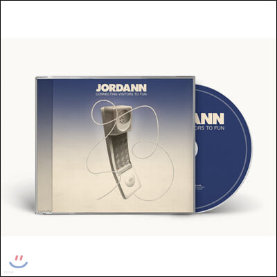 Jordann (조르단) - 1집 Connecting Visitors to Fun