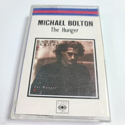 (중고Tape) Michael Bolton - The Hunger