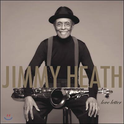 Jimmy Heath (지미 히스) - Love Letter [LP]