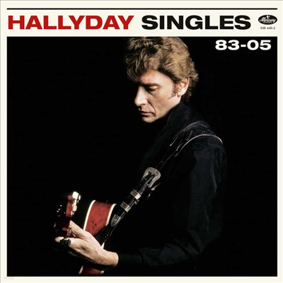 Johnny Hallyday - Singles 1983-2005 (Ltd. Ed)(Mini LP Sleeve)(2CD)