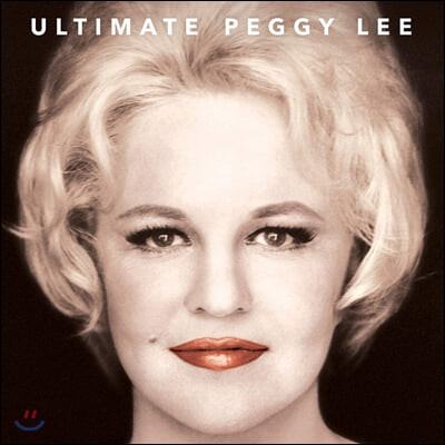 Peggy Lee (페기 리) - 베스트 앨범 Ultimate Peggy Lee
