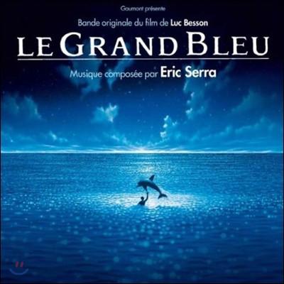 그랑 블루 25주년 기념 리마스터 에디션 (Le Grand Bleu OST by Eric Serra 에릭 세라) [25th Anniversary Remastered Edition]