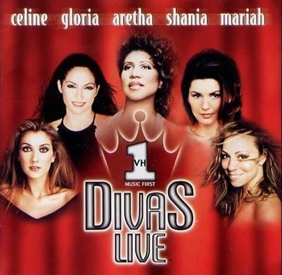 VH1 Divas Live -  Shania Twain(샤니아 트웨인) , Aretha Franklin(아레사 플랭클린) , Gloria Estefan(글로리아 에스테판)