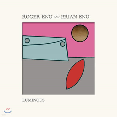 Brian Eno / Roger Eno (브라이언 이노 / 로저 이노) - Luminous [옐로우 컬러 LP]