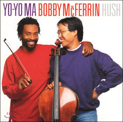 Yo-Yo Ma / Bobby McFerrin -  Hush 요요 마, 바비 맥퍼린