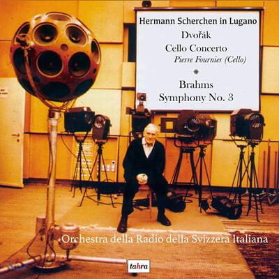 Hermann Scherchen 드보르작: 첼로 협주곡 / 브람스: 교향곡 3번 (Dvorak: Cello Concerto Op.104 / Brahms: Symphony Op.90)