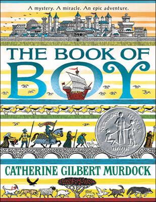 The Book of Boy : 2019 뉴베리 아너 수상작