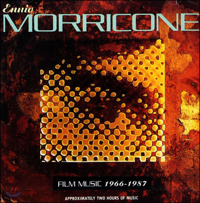 Ennio Morricone (엔니오 모리꼬네) - Film Music 1966-1987