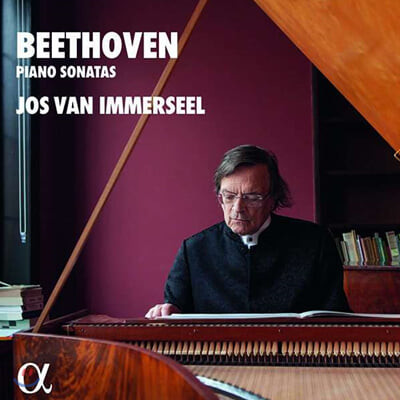 Jos van Immerseel 베토벤: 초기 피아노 소나타 작품집(월광,비창 외) (Beethoven: Klaviersonaten Nr.5,7-10,12,14,15,18)