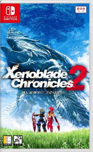 [닌텐도 스위치 타이틀] 제노블레이드 크로니클스 2 (한국정식발매판)