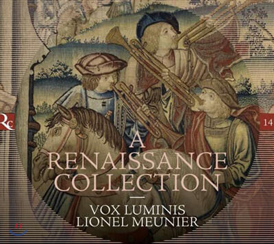Vox Luminis 복스 루미니스: 르네상스 컬렉션 (A Renaissance Collection)