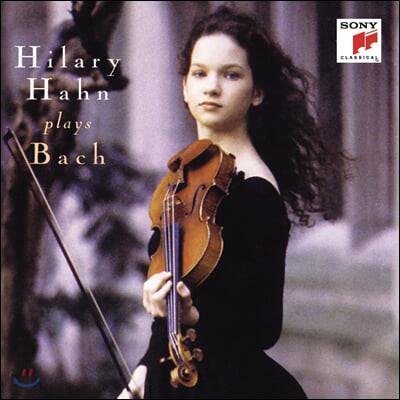Hilary Hahn 바흐: 바이올린 파르티타 2, 3번, 소나타 3번 - 힐러리 한 [2LP]