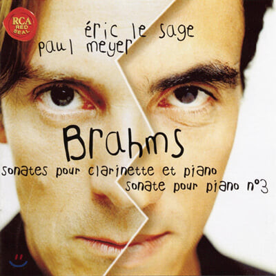 Paul Meyer 브람스: 클라리넷 소나타 (Brahms: Clarinet Sonata)