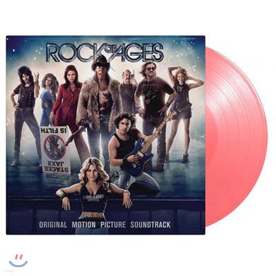 락 오브 에이지 영화음악 (Rock of Ages OST) [핑크 컬러 2LP]