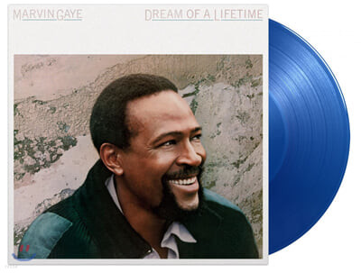 Marvin Gaye (마빈 게이) - Dream of a Lifetime [블루 컬러 LP]