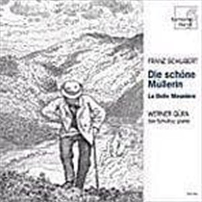 Werner Gura, Jan Schultsz / 슈베르트 : 아름다운 물방앗간의 아가씨(Digipack/수입/HMC901708)