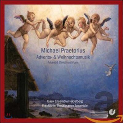 프레토리우스: 대림절과 성탄절을 위한 음악 (Michael Praetorius: Advents- und Weihnachtsmusik)