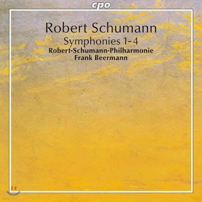 Frank Beermann 슈만: 교향곡 전집 (Schumann: Symphony Nos.1-4)