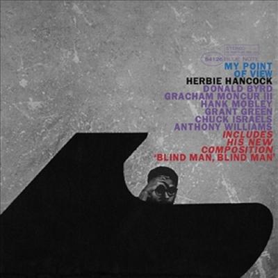 Herbie Hancock - My Point Of View (Blue Note Tone Poet Series) (180g LP)