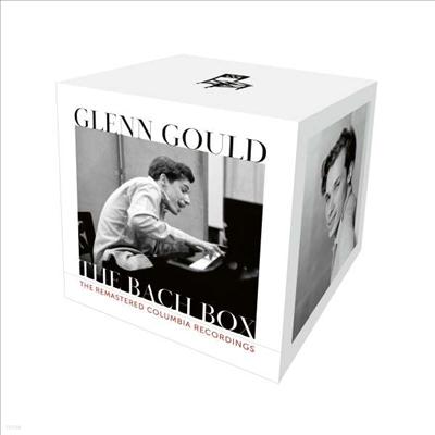 글렌 굴드 - 바흐 리마스터 박스 세트 (Glenn Gould - Bach Box-ser - Remastered Columbia Recordings) (30CD Boxset) - Glenn Gould