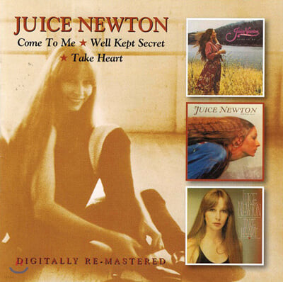 Juice Newton (쥬스 뉴턴) - Come To Me / Well Kept Secret / Take Heart (Digitally Remastered)
