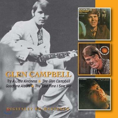 Glen Campbell (글렌 캠벨) - Try A Little Kindness / The Glen Campbell Goodtime Album / The Last Time I Saw Her