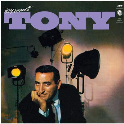 Tony Bennett (토니 베넷) - Tony [LP]