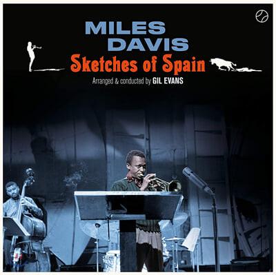 Miles Davis (마일즈 데이비스) - Sketchest Of Spain [LP]