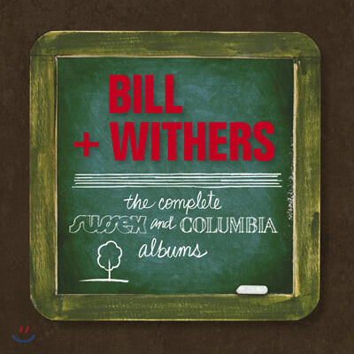 Bill Withers (빌 위더스) - The Complete Sussex  & Columbia Album Masters