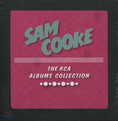 Sam Cooke (샘 쿡) - The RCA Albums Collection