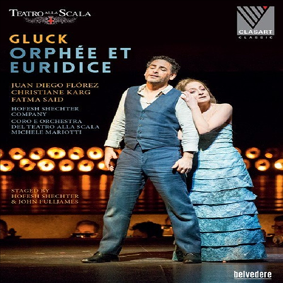 글룩: 오페라 '오르페오와 에우리디체' - 1774 파리 버전 (Gluck: Opera 'Orphee et Euridice') (한글자막)(DVD) (2018) - Michele Mariotti
