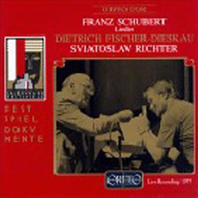 슈베르트 : 가곡집 (Schubert : Lieder) - Dietrich Fischer-Dieskau
