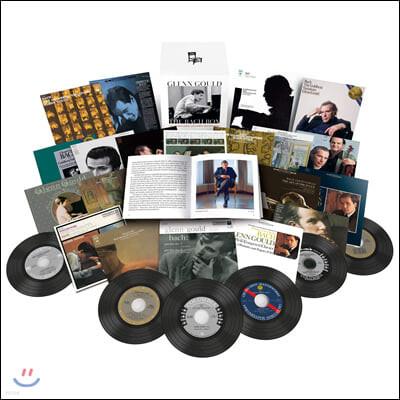 글렌 굴드 바흐 컬렉션 (Glenn Gould - The Bach Box: The Remastered Columbia Recordings)