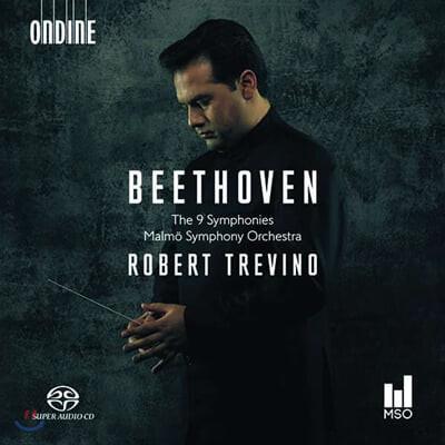 Robert Trevino 베토벤: 교향곡 전곡 - 로베르트 트레비노 (Beethoven: The 9 Symphonies No.1-9)