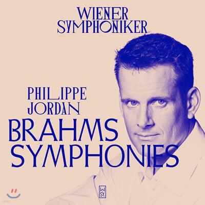 Philippe Jordan 브람스: 교향곡 전곡 - 필리프 조르당 (Brahms: Symphonies Nos.1-4)