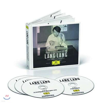 Lang Lang 바흐: 골드베르크 변주곡 - 랑랑 (Bach: Goldberg Variations) [Deluxe]