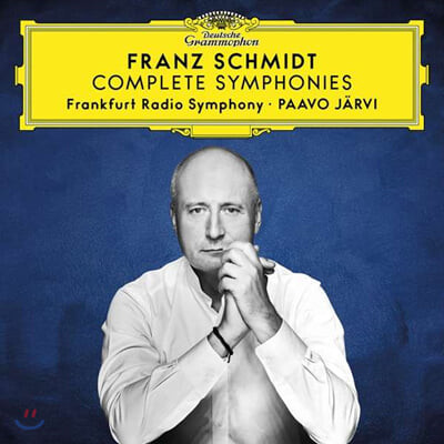 Paavo Jarvi 프란츠 슈미트: 교향곡 전곡, 노트르담 간주곡 - 파보 예르비 (Franz Schmidt: Symphonies Nos.1-4)