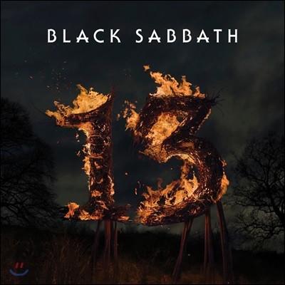 Black Sabbath - 13 블랙 사바스 정규 19집 [2LP]