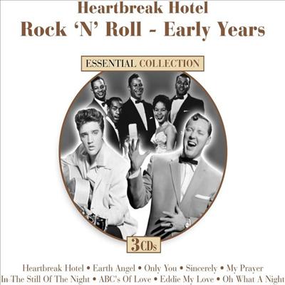 Various Artists - Heartbreak Hotel: Rock 'N' Roll Early Years (3CD)