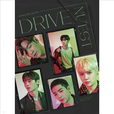 뉴이스트 (Nu'est) - Drive (CD+DVD+Photo Booklet B Ver.) (초회생산한정반 B)