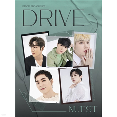 뉴이스트 (Nu'est) - Drive (CD+DVD+Photo Booklet A Ver.) (초회생산한정반 A)