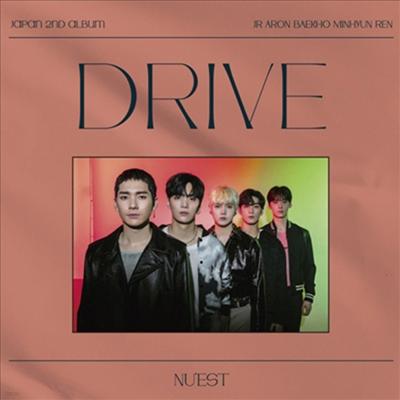 뉴이스트 (Nu'est) - Drive (CD+Towel+Photo Booklet C Ver.) (완전생산한정반)