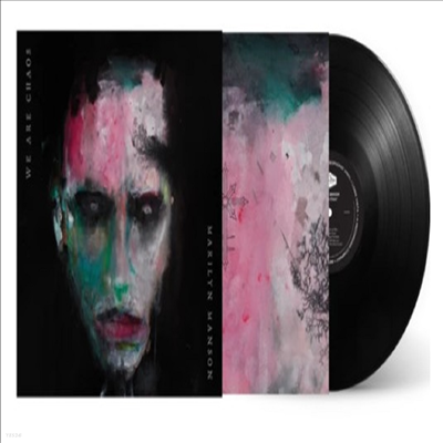 Marilyn Manson - We Are Chaos (24x24 Poster)(LP)