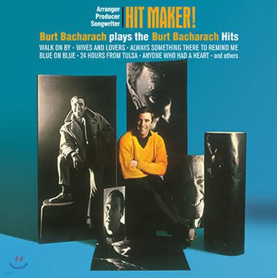 Burt Bacharach (버트 바카락) - Hit Maker! [LP]