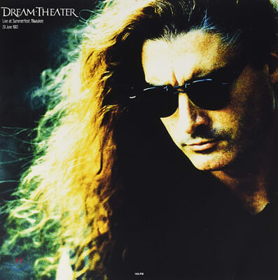 Dream Theater (드림 시어터) - Summerfest Milwaukee June 29, 1993 [2LP]