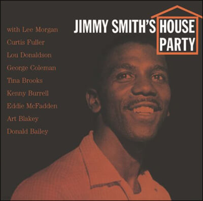 Jimmy Smith (지미 스미스) - House Party [LP]
