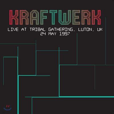 Kraftwerk (크라프트베르크) - Live At Tribal Gathering, Luton, UK 24 May 1997 [LP]