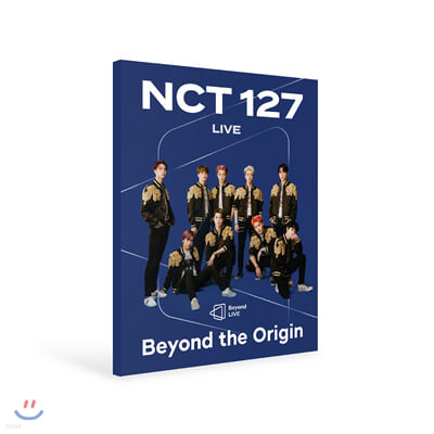 엔시티 127 (NCT 127) - Beyond LIVE BROCHURE NCT 127 [Beyond the Origin]